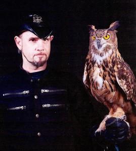 Ken with Owl